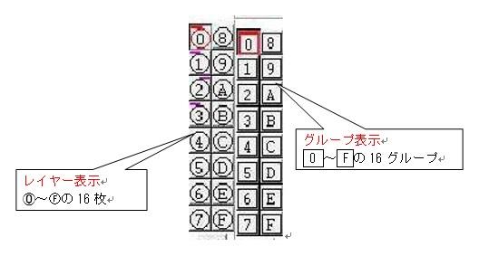 jw_cadの使い方 | レイヤー分け・変更・移動
